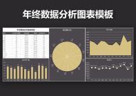 年终数据分析图表模板.xlsx