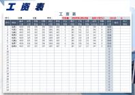 工资表(员工薪酬管理).xlsx