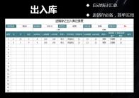 进销存记录表(分月统计).xlsx