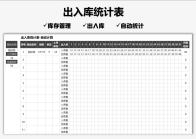 出入库统计表-自动计算.xls