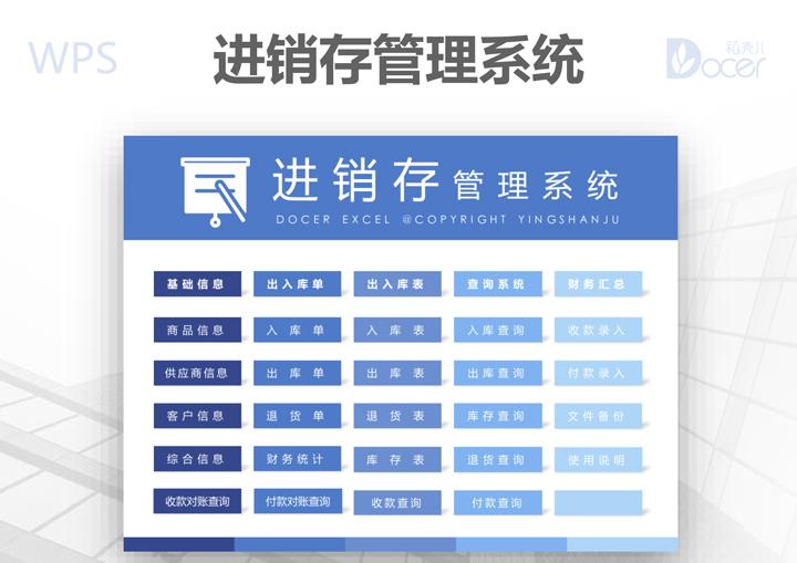 进销存管理表.xlsm