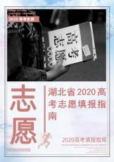 湖北省2020高考志愿填报指南.docx