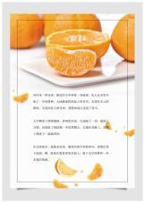 橙意满满水果信纸.docx