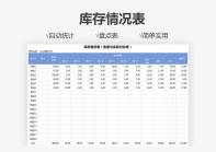 库存情况表(账面与实际对比表).xlsx